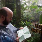 Monteverde-Nebelwald-Manuel-Karte
