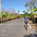 Ometepe-Fahrrad-Straße