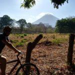 Ometepe-Manuel-Fahrrad