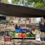 Ometepe-Marktstand