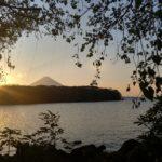 Ometepe-Sonnenuntergang