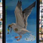 Colon-Plastik-Bild-Vogel