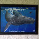 Colon-Plastik-Bild-Wal