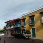 Panama-Altstadt-Haeuser