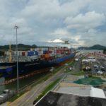 Panama-Miraflores-Einfahrt