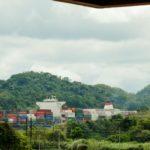 Panama-Miraflores-Schiff