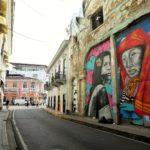 Panama-Streetart-Kuna-Frau