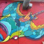 Panama-Streetart-Rochen