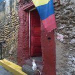 Cartagena_Flagge_Katze