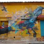 Cartagena_Graffiti_Vogel