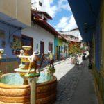 Guatape_Brunnen