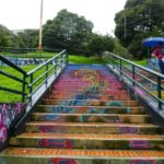 Bogota_Graffti_Treppe