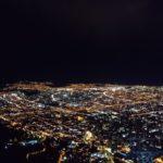 Bogota_Monserrate_Lichtermeer