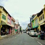 Phuket_Town_Strasse