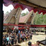 Toraja_Beerdigung_Kondolieren