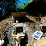 Toraja_Felsengrab_Bueffel