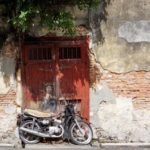 Georgetown_Streetart_Motorrad
