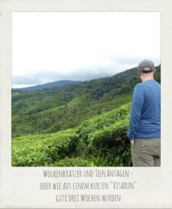 Kuala Lumpur und Cameron Highlands