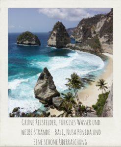 Bali und Nusa Penida