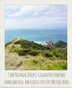 Neuseeland, Cape Reinga, Waipoua Forest