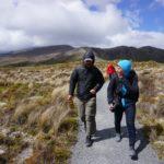 Tongariro_Wandern